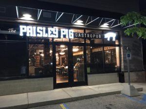 Paisley Pig Gastropub- Top 9 Best Pizza Places in Grand Haven