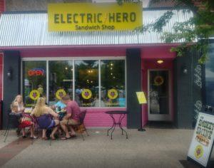 Electric Hero- Top 10 Best Takeout Restaurants in Grand Haven, MI